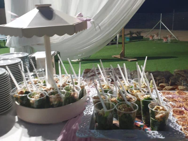 catering γάμου vranas resort