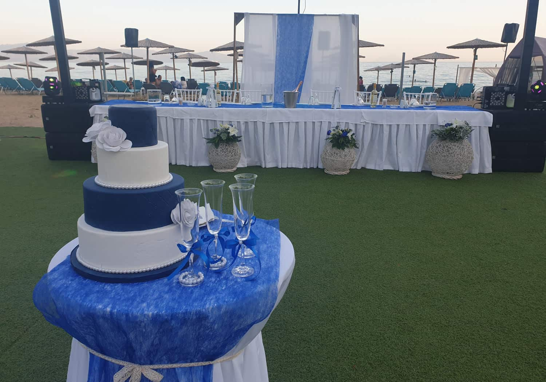 vranas resort δεξίωση γάμου