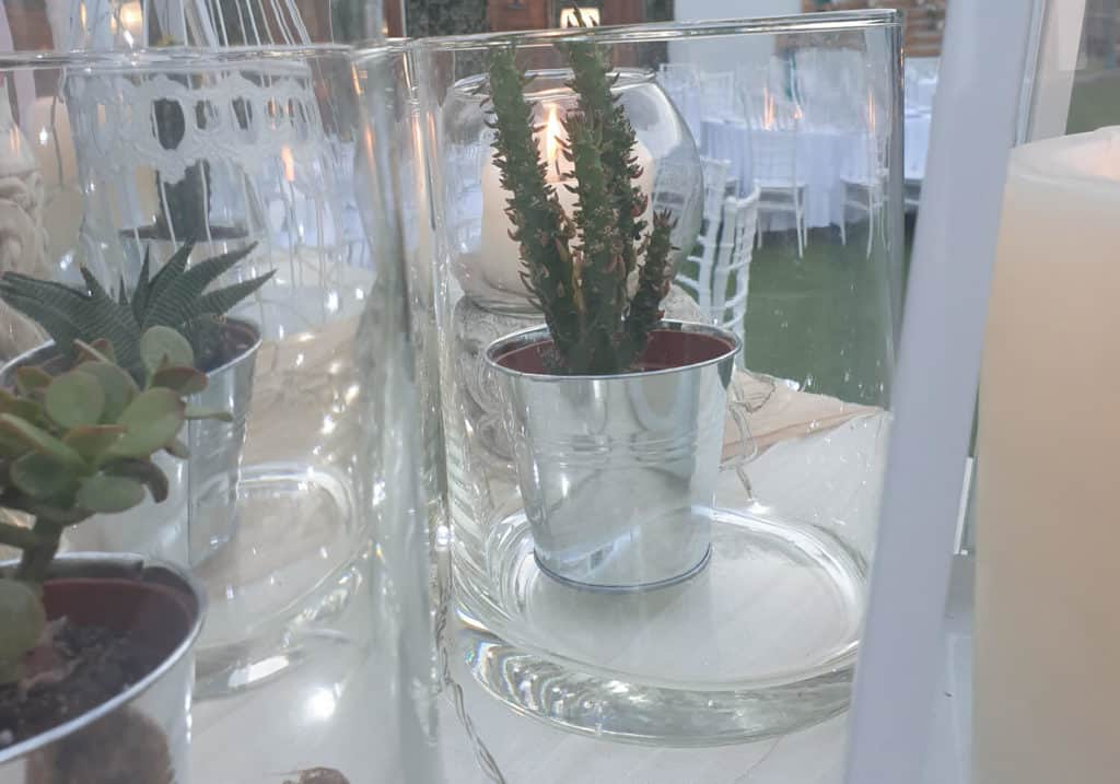 decoration in wedding event