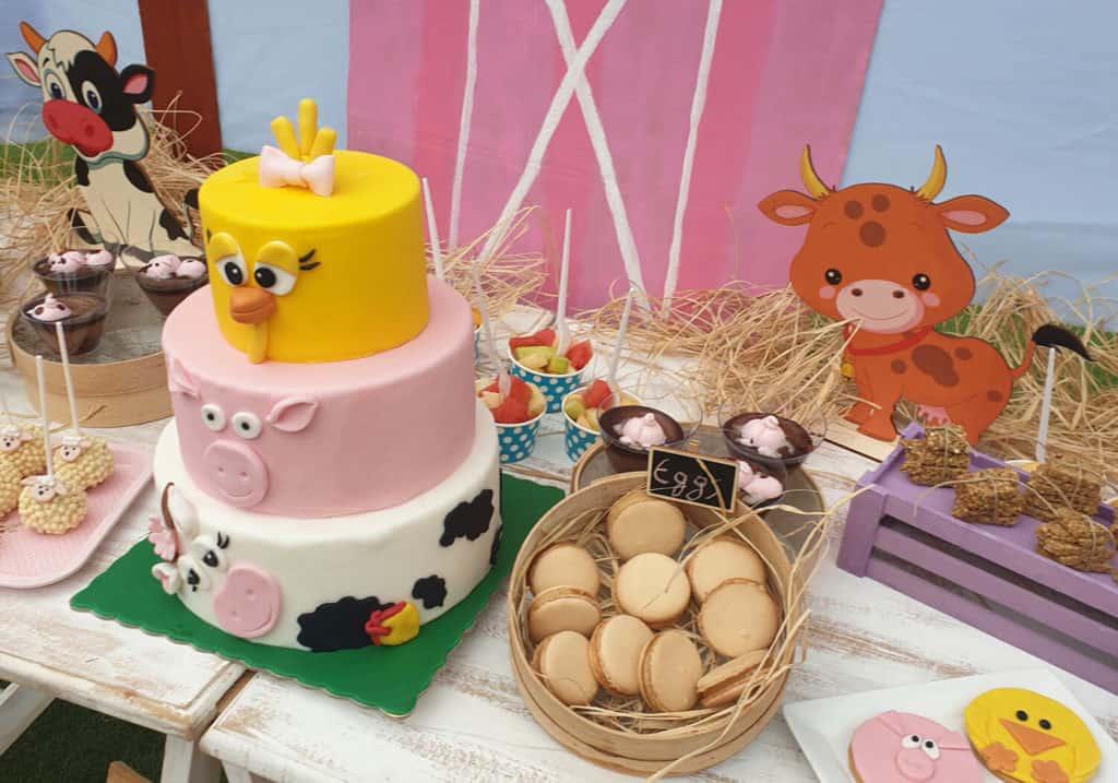 birthday party in vranas