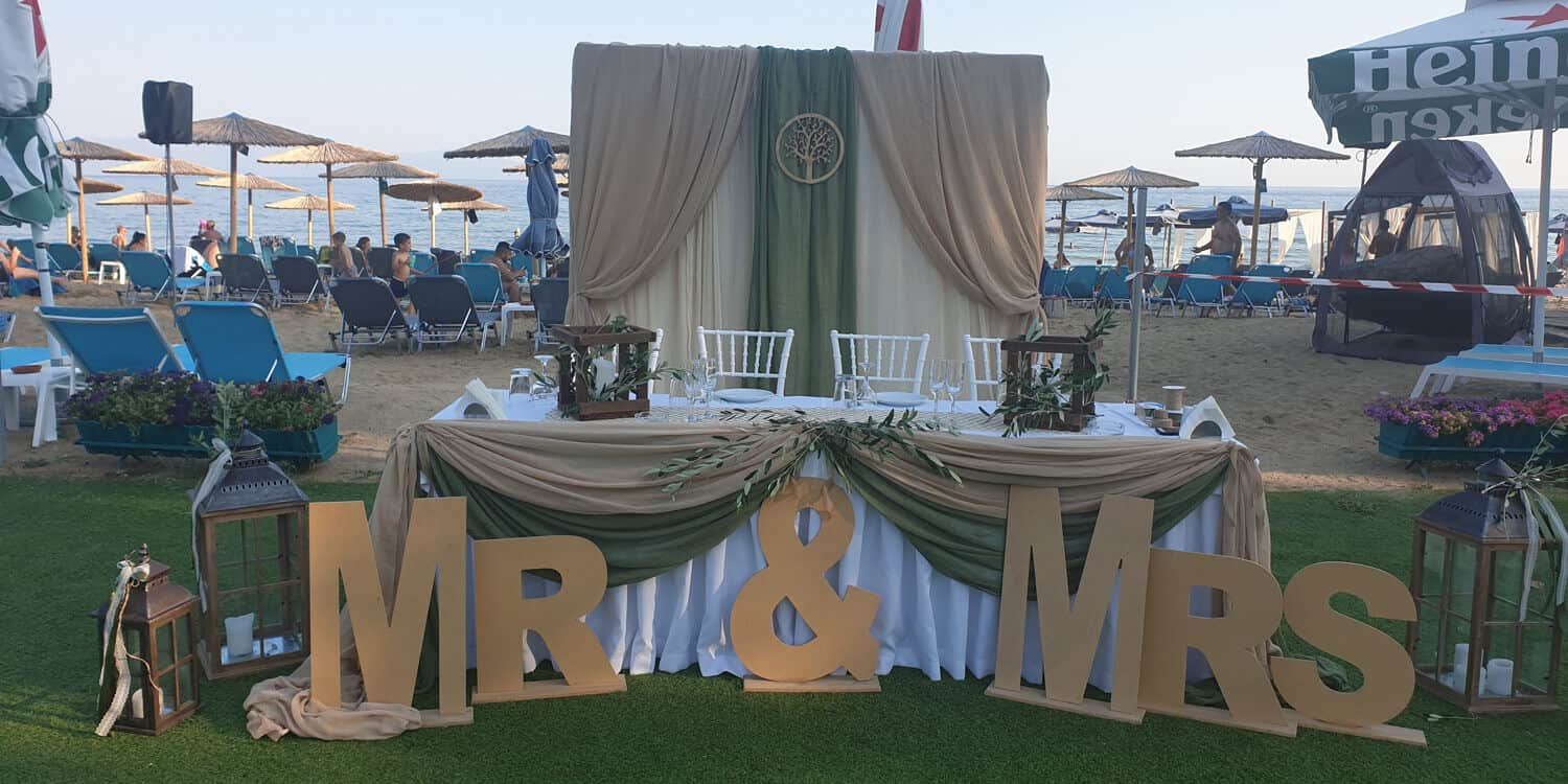 vranas resort wedding event