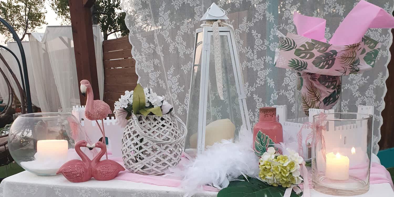 στολισμός γάμου vranas resort