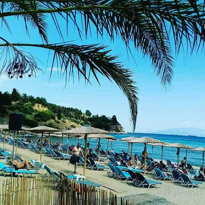 vranas resort παραλία