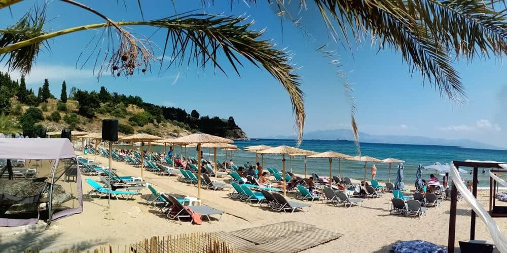 vranas resort beach