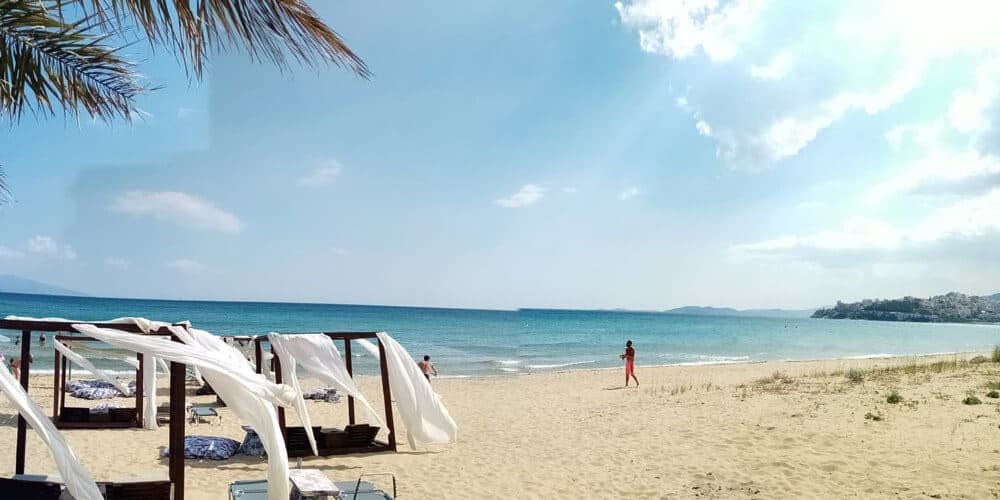 beach play area vranas resort